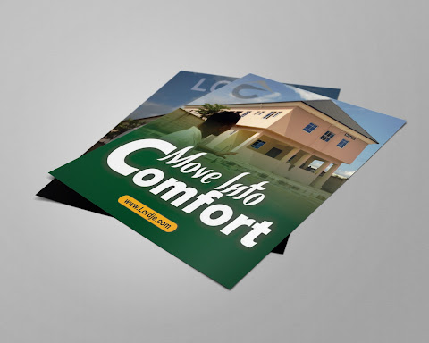 Poster Design - Lordje (Real Estate Agency for Students)
