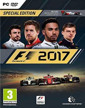 یاری F1 2017  بۆ PC داگرتن لهڕێگهی تۆرینێت
