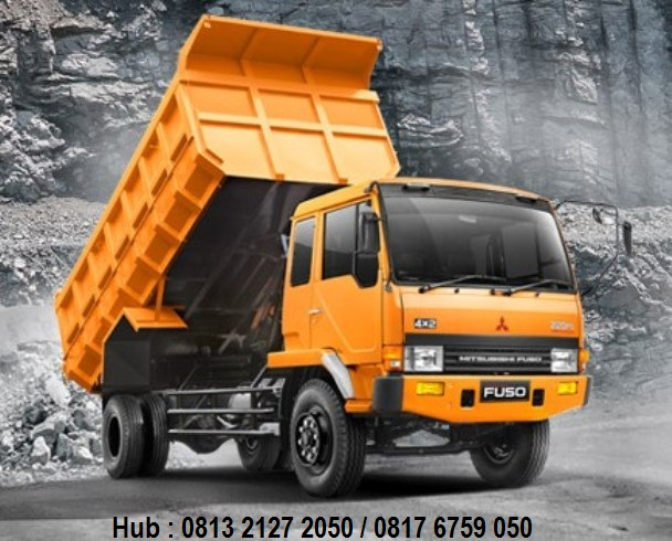 harga dump truk fuso 2019, harga mobil dump truk mitsubishi fuso 2019, promo harga dump truk fuso 2019