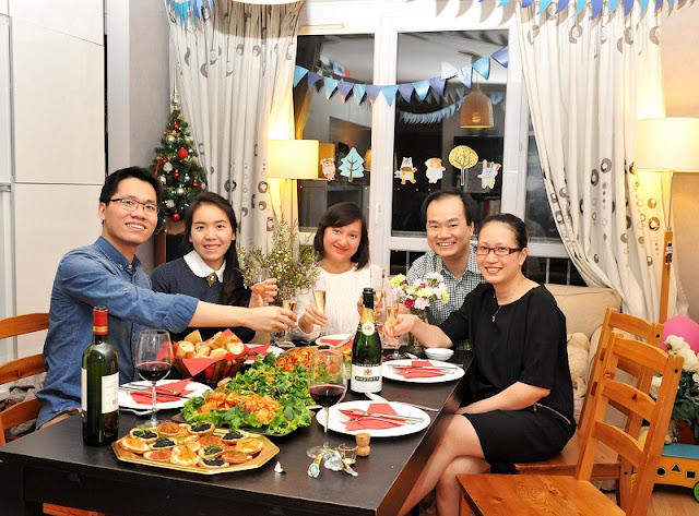 5 most popular activities of the Vietnamese family during the Tet holiday 2