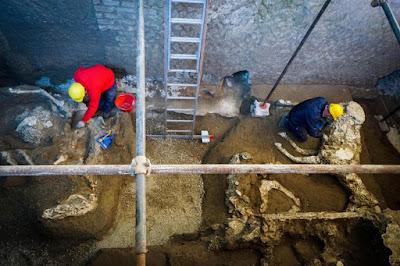 Πομπηία: Η κόντρα αρχαιολόγων και ηφαιστειολόγων πάνω από τα ερείπια της ρωμαϊκής πόλης