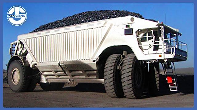 أكبر مقطورات للشاحنات في العالم   معدات قوية © Taroudant Press - جريدة تارودانت بريس 24.
