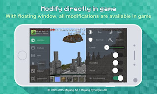Download Master for MCPE-Launcher v1.3.12 Apk