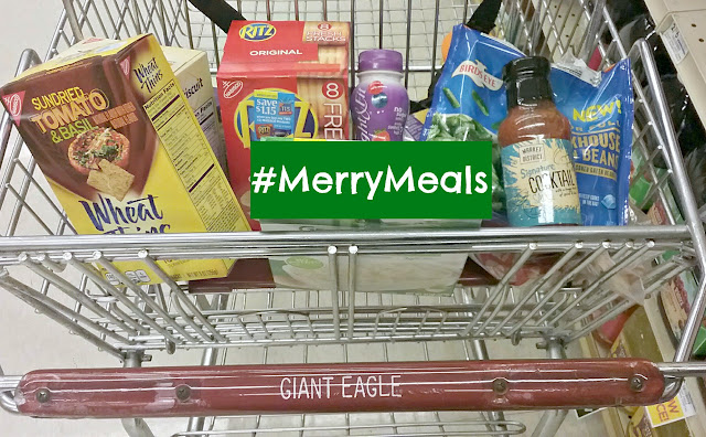 #MerryMeals at Giant Eagle