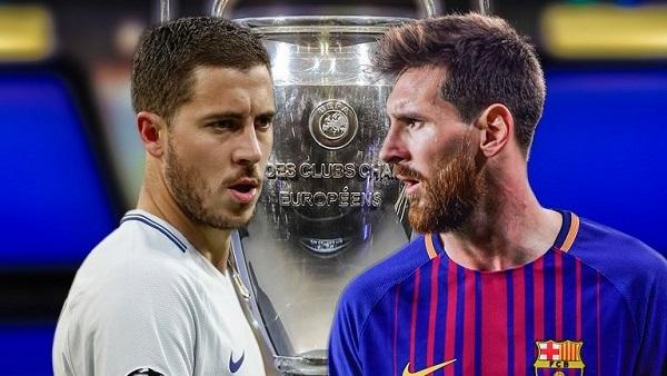 موعد مباراة برشلونة وتشيلسي