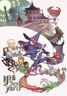 Download Little Witch Academia Episode 4 Subtitle Indonesia