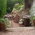 Cocinar en el jardín