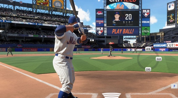 RBI Baseball 20 Gameplay