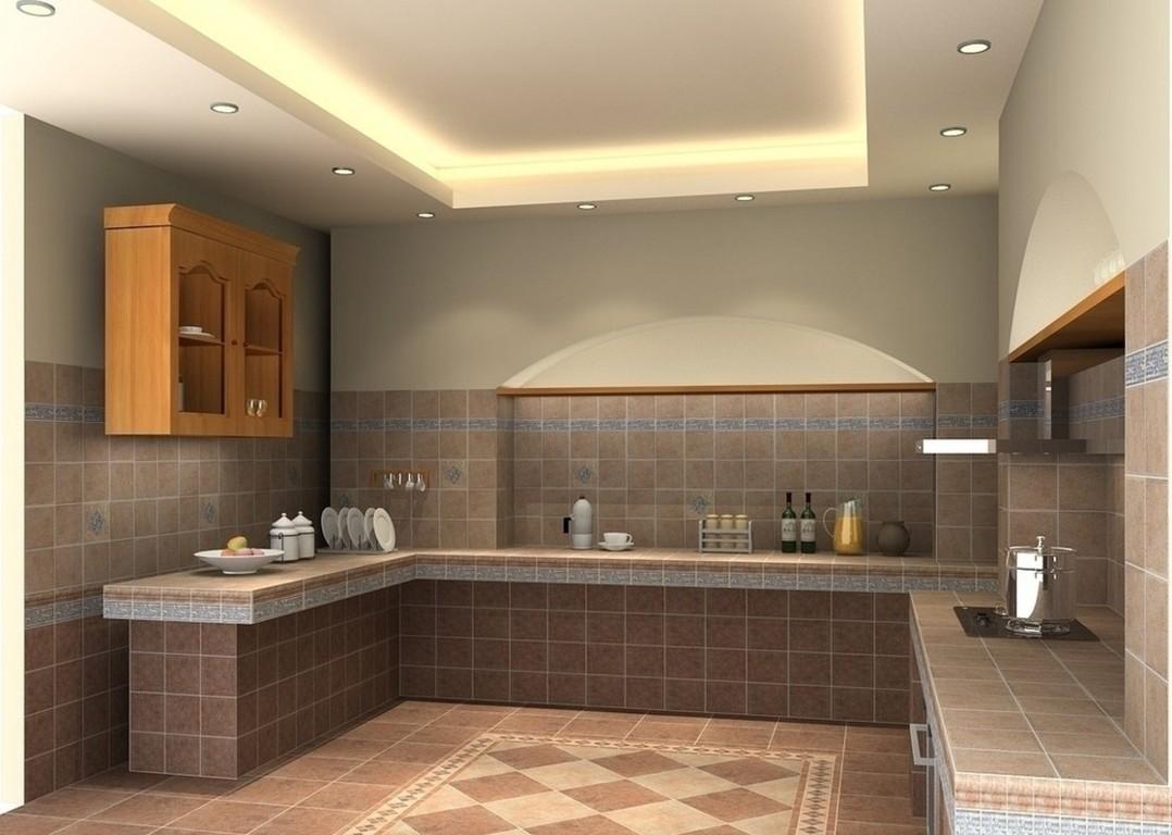 10 Model Keramik Untuk Desain Dapur Minimalis