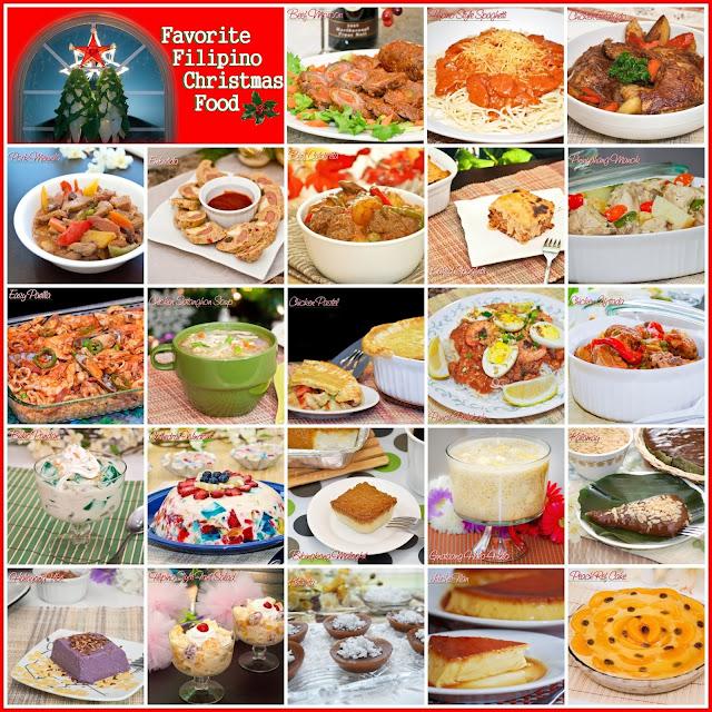Filipino christmas food food pinay in texas cooking corner favorite filipino christmas food forumfinder Gallery