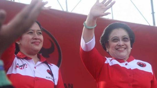 Penolakan Presiden 3 Periode jadi Peluang Putri Mahkota Nakhodai PDIP dan Duduki Kursi RI 1