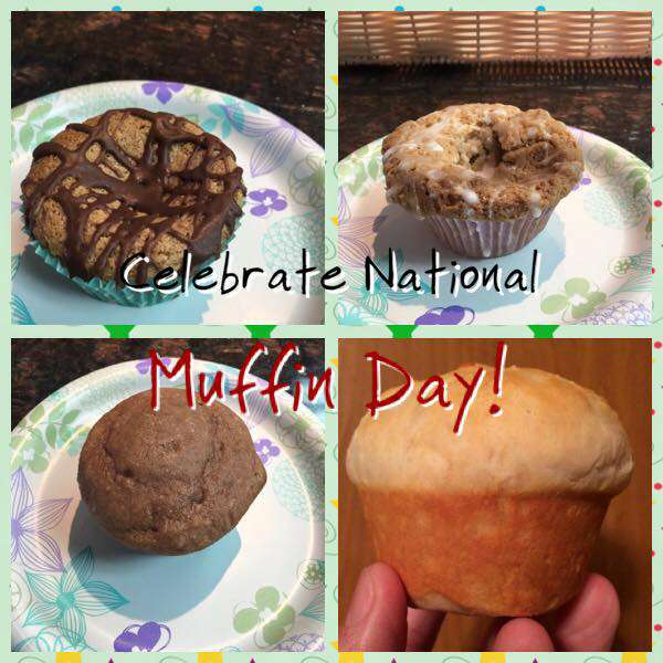 National Muffin Day Wishes Images