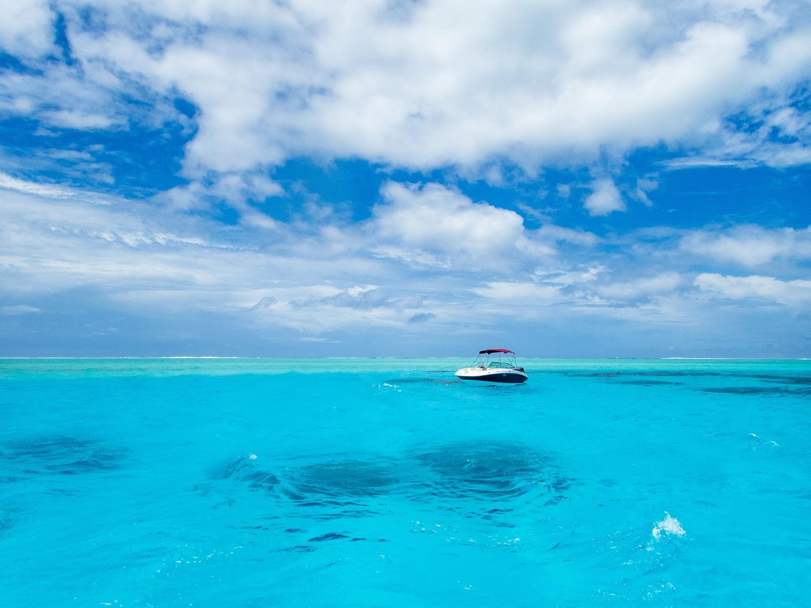 Aquarium Snorkeling Location @ Bora Bora, Tahiti
