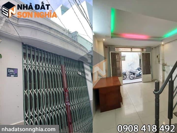 Nhà cấp 4 Gò Vấp hẻm 1306 Quang Trung phường 14
