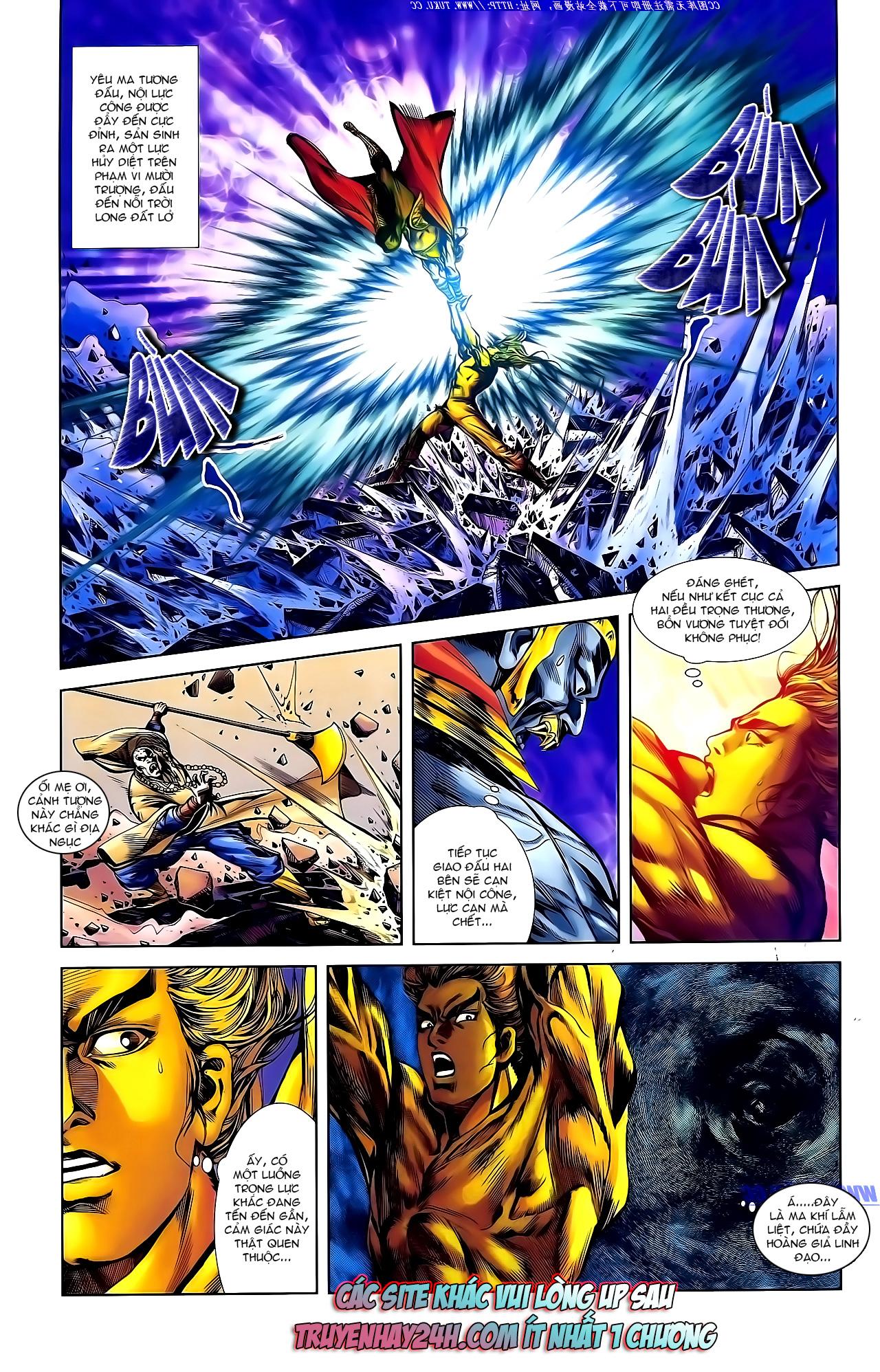 Cơ Phát Khai Chu Bản chapter 146 trang 30