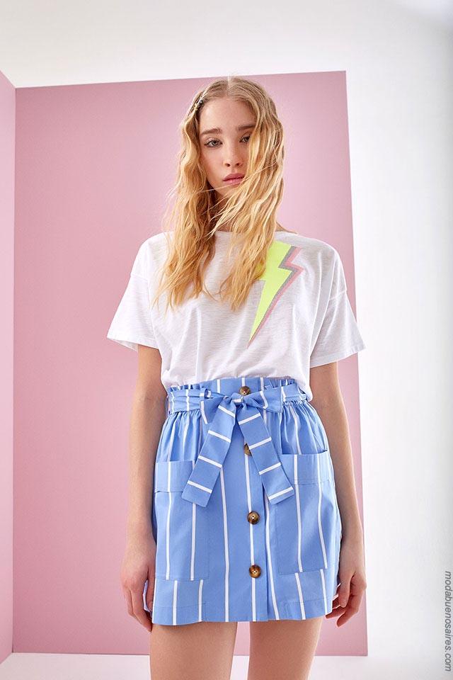Moda verano 2019 ropa de mujer moda primavera verano 2019.