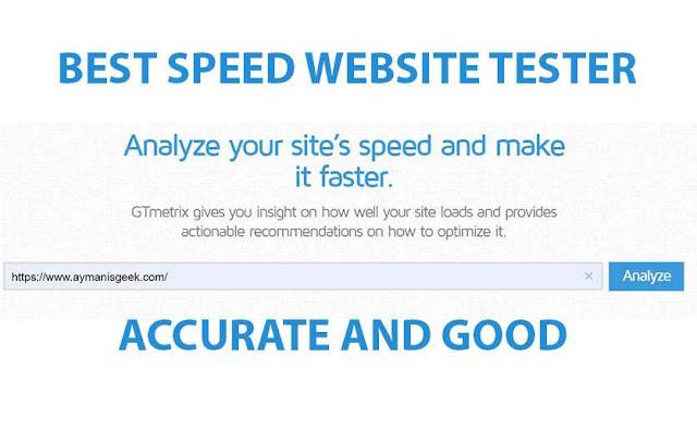 3 Situs Untuk Mengukur Kecepatan Website atau Blog Terbaik dan Akurat