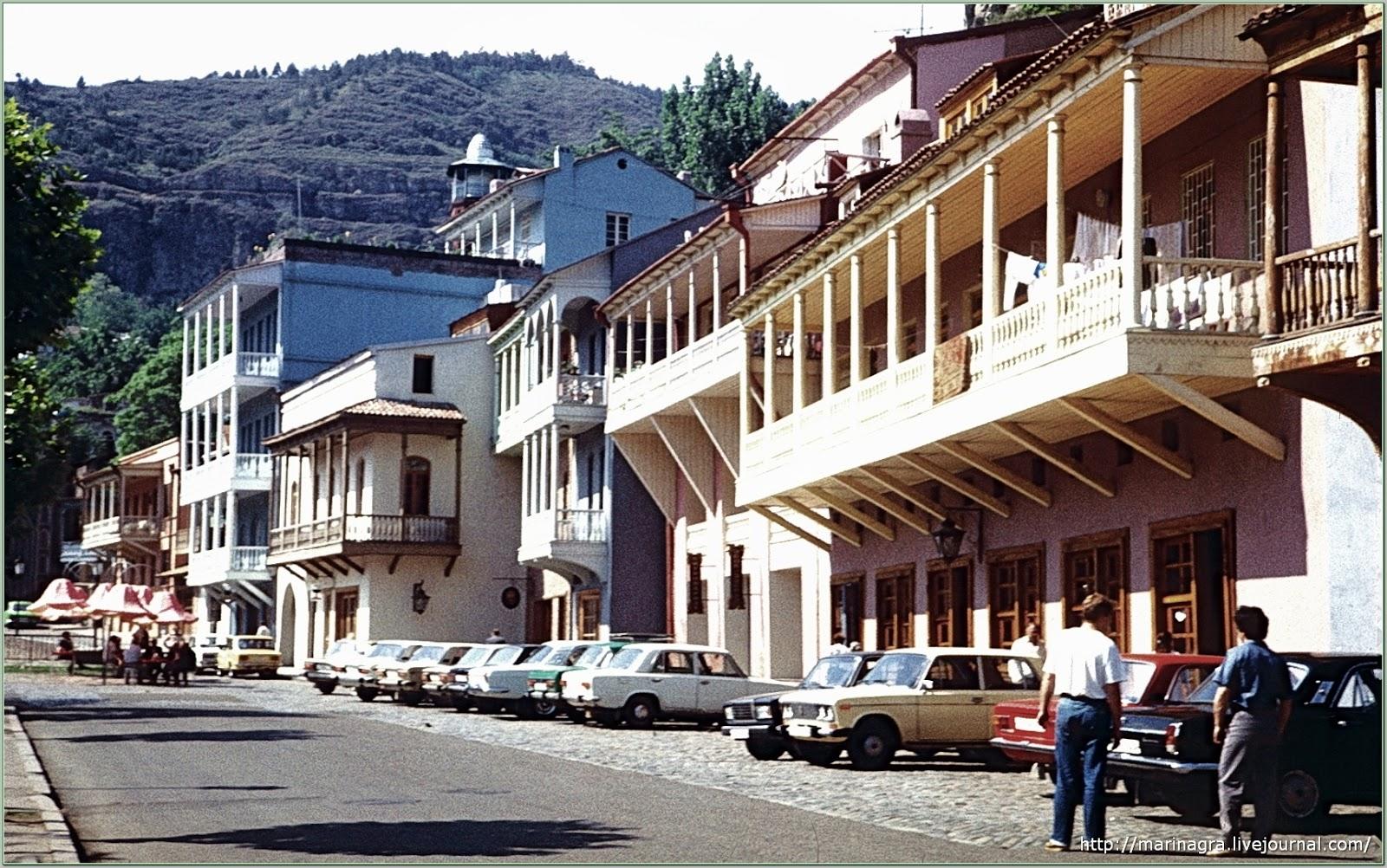 фото тбилиси времен ссср сожалению