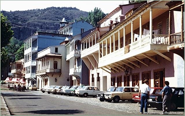 Фотографии Грузии 1970-80ых годов (Тбилиси, Мцхета, Кутаиси, Батуми, Сухуми, Гагра)