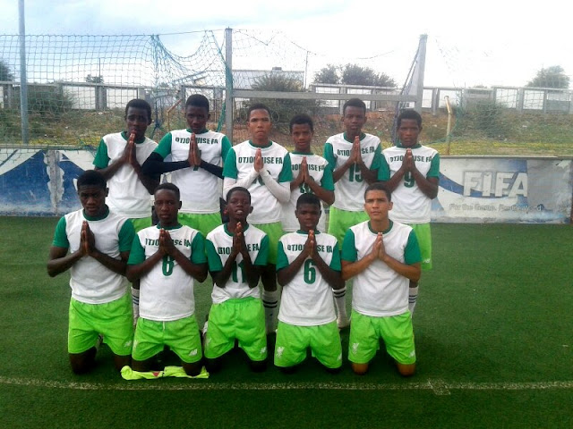 Otjomuise Football Academy Seeks Talented Youngsters.
