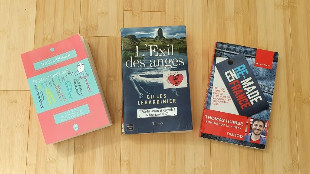 Mon avis sur l'Exil des Anges de Gilles Legardinier, Re-made en France de Thomas Huriez et la Vie de Barthélémy Parpot d'Alain Monnier