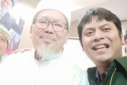 """Reaksi Ust Tengku Disebut """"Penjahat yang Belum Dipenjara"""" Oleh Abu Janda"""