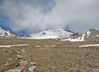 Mount Massive east slopes
