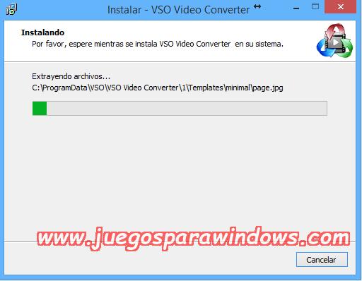 VSO Video Converter v1.5.0.4 Multilenguaje ESPAÑOL Convierte Archivos De Video a Otros Formatos (F4CG) 2