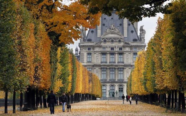 November Waktu Terbaik Pergi ke Paris