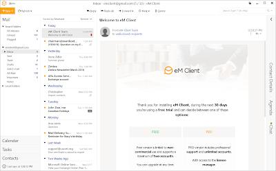 eM Client Pro Full version