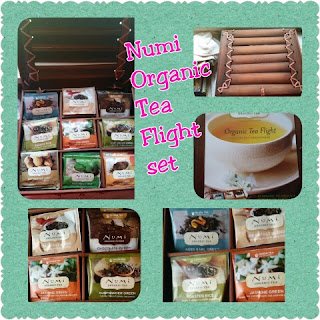numi tea by flight box collage