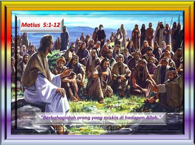 matius 5:1-12