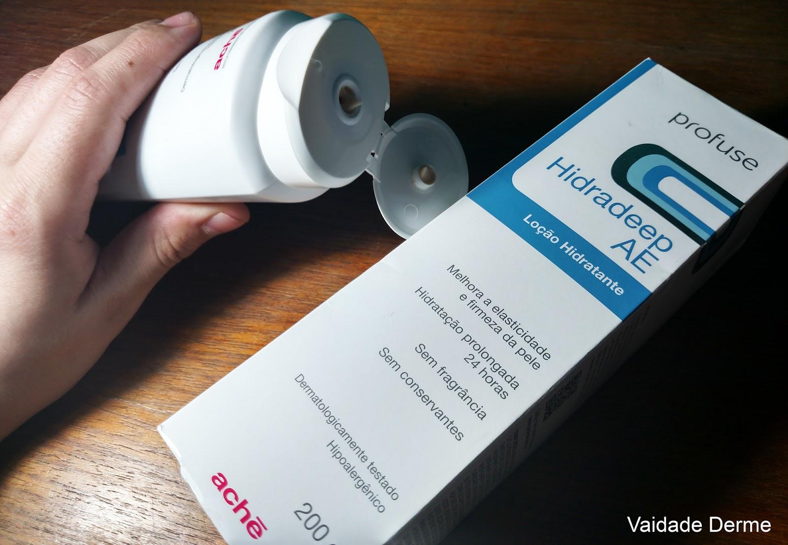 Profuse Hidradeep AE Loção Hidratante