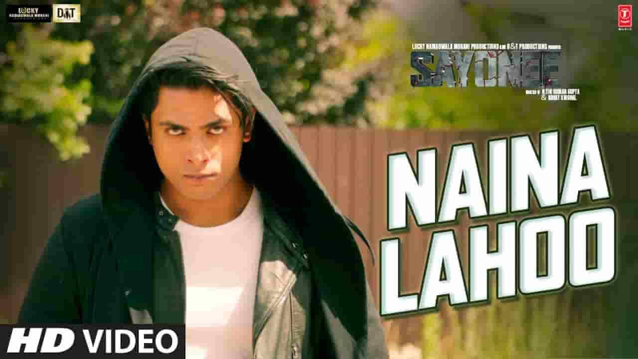 NAINA LAHOO LYRICS » SALMAN ALI | SAYONEE » Lyrics Over A2z
