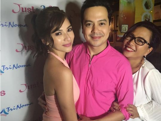 """Just the 3 of Us"" Jennylyn Mercado, John Llod Cruz"