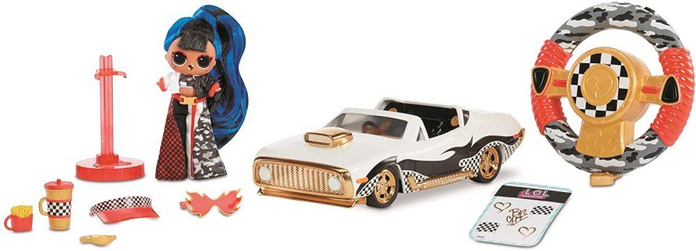 Кукла L.O.L. Surprise J.K. Downtown