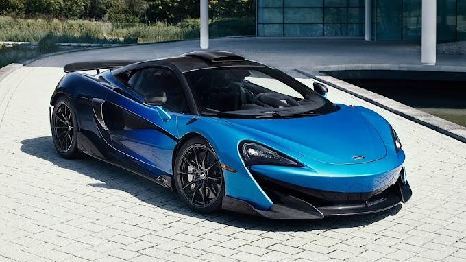 Carro Tunado McLaren
