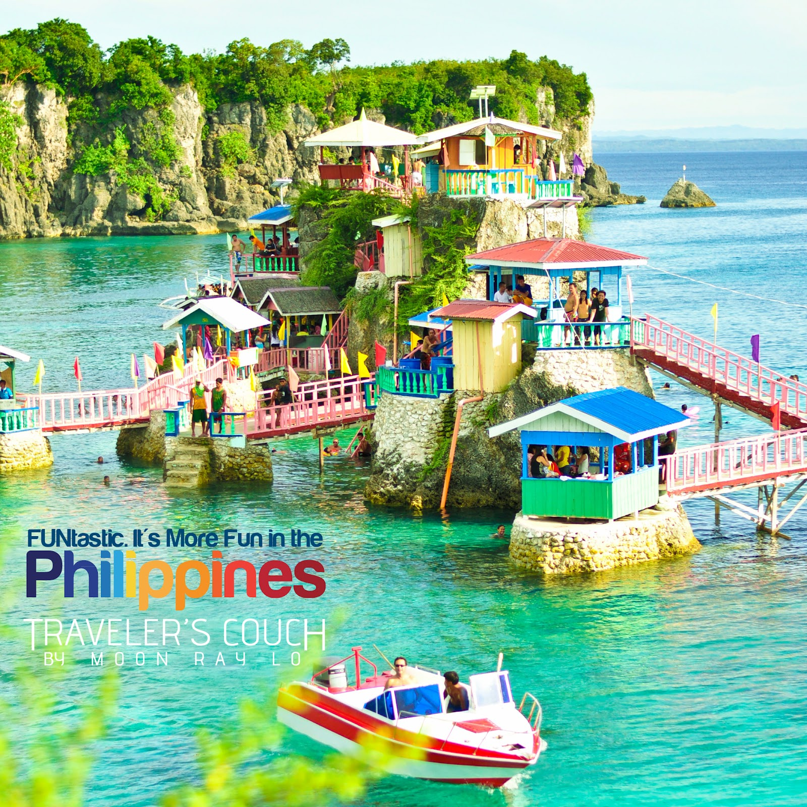 History Timings Attractions Beach: FUNtastic Gibitngil Island, Medellin, Cebu: The New