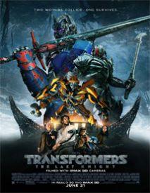 Transformers 5: El último caballero (2017)