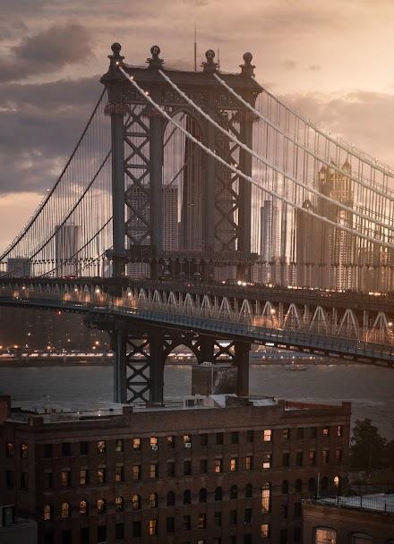 Downtown Brooklyn in 5k mit der Drohne | Gute Beats und feine Aufnahmen sorgen für Fernweh