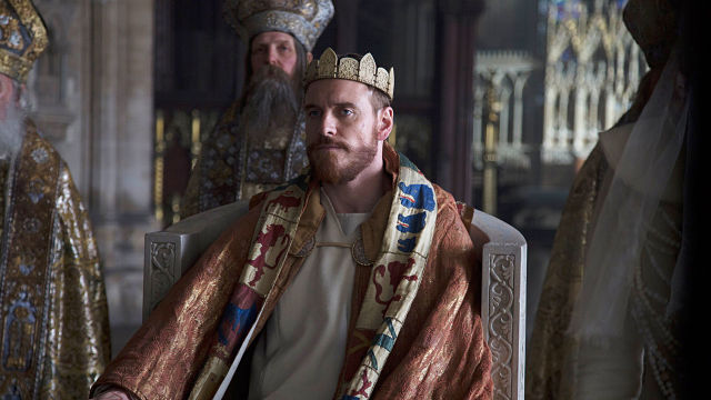 Fotograma: Macbeth (2015)