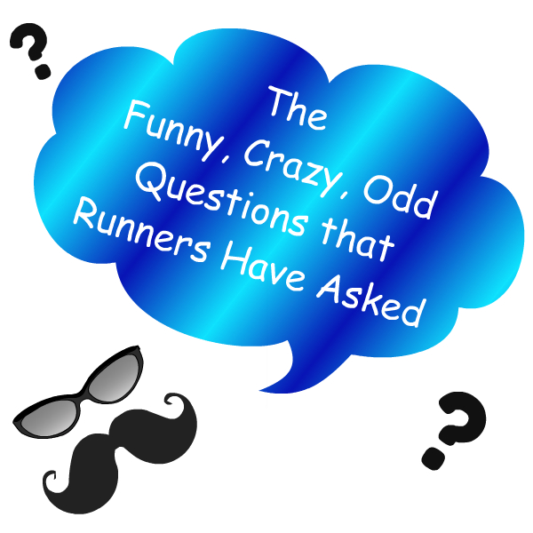 Runaway Bridal Planner: Funny Questions Runners Ask