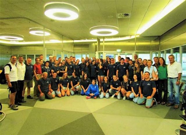 Με 37 μετάλλια επέστρεψαν οι Έλληνες μαθητές-αθλητές από την Τραπεζούντα