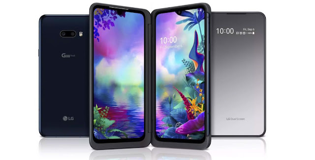 LG G8X ThinQ launched with dual-screen and 32MP selfie