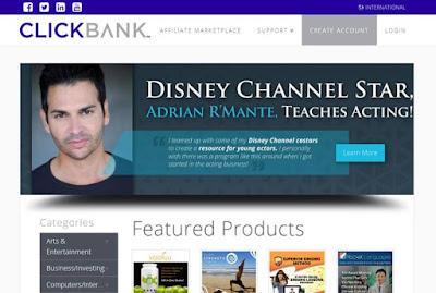 موقع Clickbank