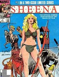Read Sheena comic online