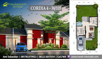 Model-Denah-Ruang-Cordia-4-38-105-Citra-Indah-City