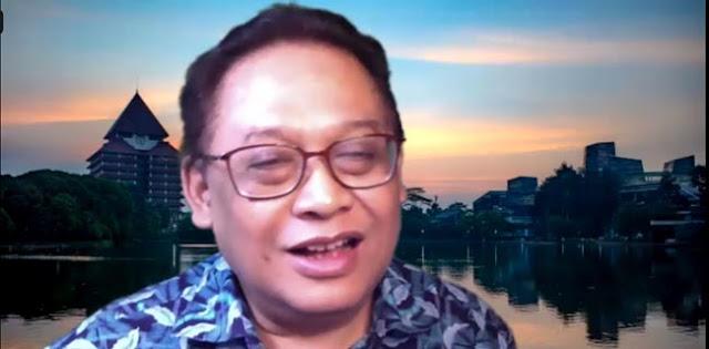 Pandu Riono: Supaya Berhasil Tangani Corona Presiden Yang Harus Merespons, Bukan Panitia Adhoc