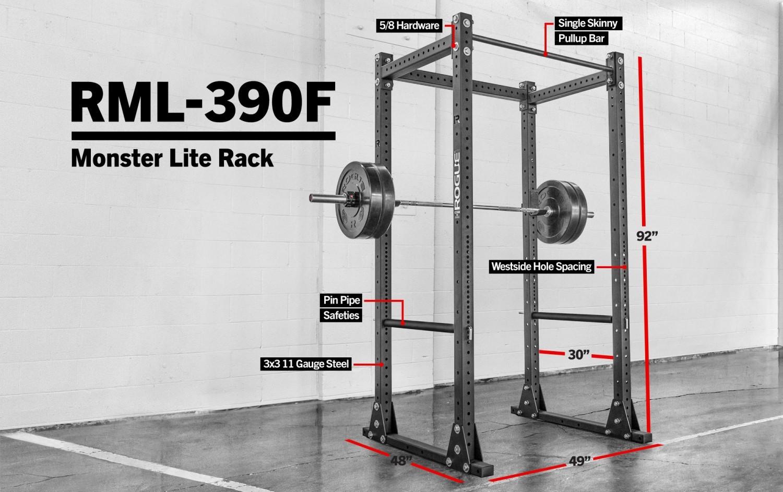 rogue rml 390f rack