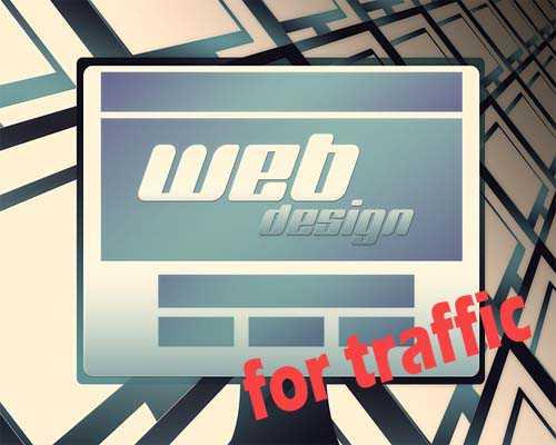 cara mendesain blog agar trafik naik